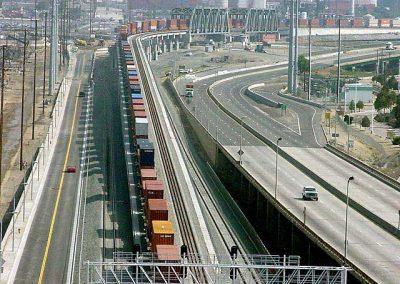 Alameda Corridor Los Angeles