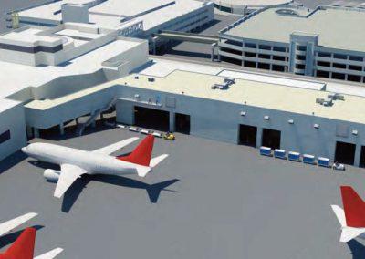 LAX Terminal 5 Maxtrix Project