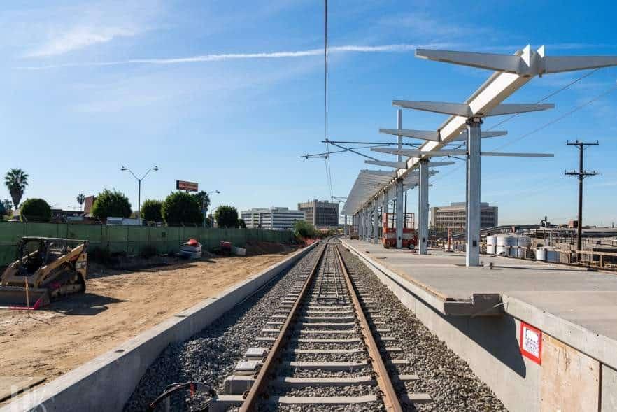 Crenshaw LAX Line