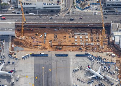 Los Angeles International Airport – Terminal 2 & 3 Redevelopment